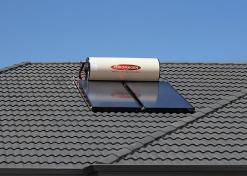 RoofLine Solar Hot Water System